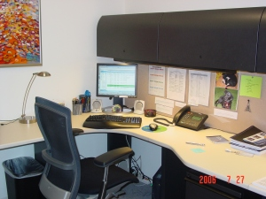 My Former Office